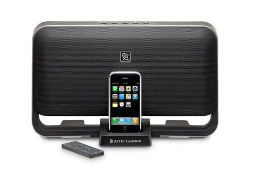altec lansing t612 iphone speaker review altec lansing. Black Bedroom Furniture Sets. Home Design Ideas