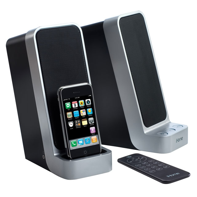 ihome ip71 iphone computer speaker review ihome iphone. Black Bedroom Furniture Sets. Home Design Ideas