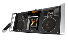 Altec Lansing iMT800 iPhone Boombox