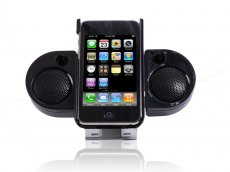 DGA Livespeaker Portable iPhone Speakers