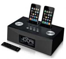 iHome iP86 iPhone Alarm Clock