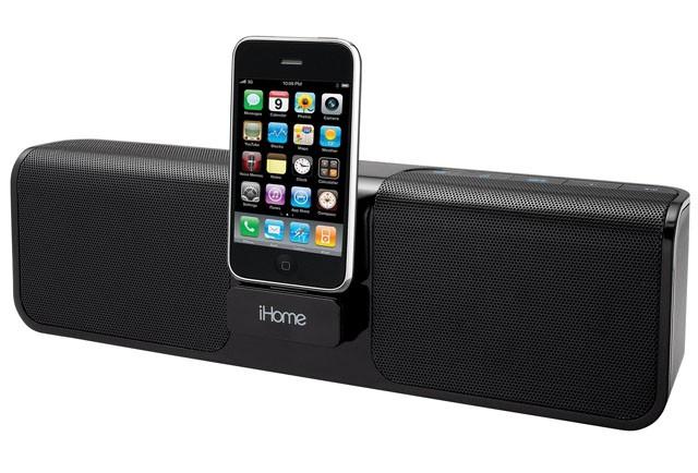 Ihome Ip46 Iphone Speaker Review
