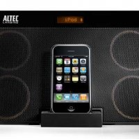 Altec Lansing inMotion MAX iPhone Speaker Review