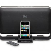 Altec Lansing T612 iPhone Speaker Review