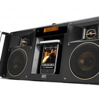 Altec Lansing MIX iMT800 iPhone Boom Box Review