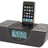 iHome iP42 iPhone Alarm Clock Review