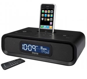 iHome iP97 iPhone Dual Alarm Clock Review