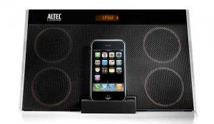 Altec Lansing inMotion MAX iPhone Speaker Review