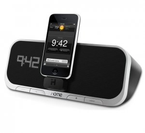 iHome iA5 App-Enhanced Alarm Clock
