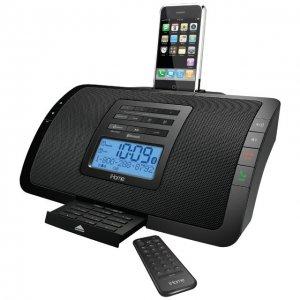 iHome iP47 iPhone Bluetooth Clock Radio and Speakerphone Review