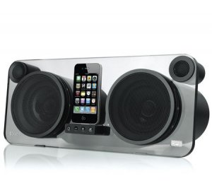 iHome iP1 iPhone Boombox Review