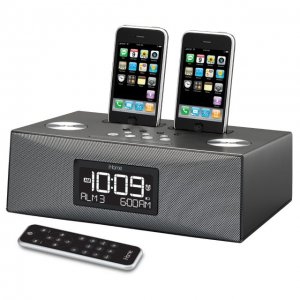 iHome iP88 Dual Dock iPhone Alarm Clock Review
