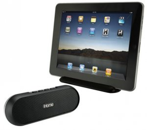iHome iDM12 iPhone-iPad Speaker Review