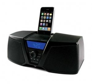 Kicker iK150 iPhone-iPod Alarm Clock Review