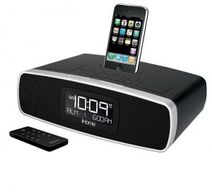 iHome iP90 iPhone Dual Alarm Clock