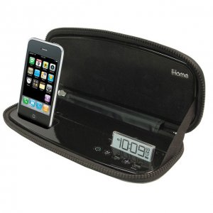 iHome iP38 Portable iPhone Alarm Clock Review